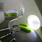 studio chambre d'amis au Rouréou