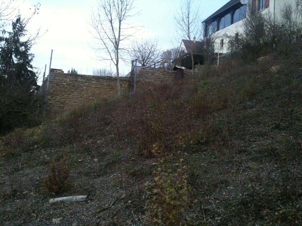 terrain en pente maison bioclimatique Montgivray