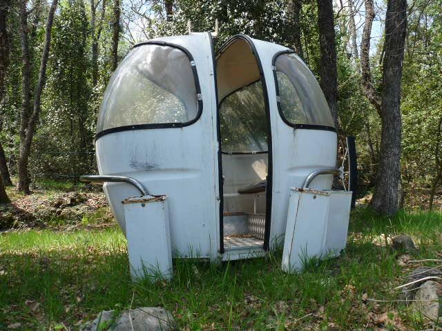 cabine téléphérique maison gaudet