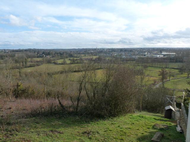 vue vers la vallée de La Châtre
