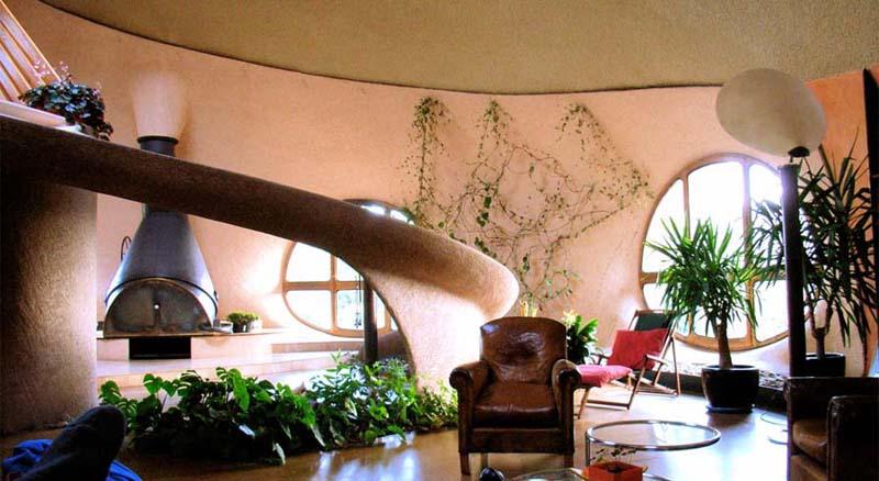 intérieur grande bulle Antonio Beninca