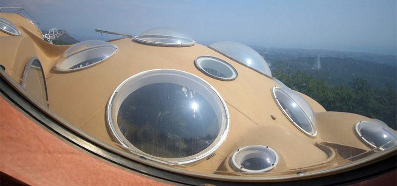 les skydomes offrent 5 fois plus de lumière qu'une fenêtre en façade