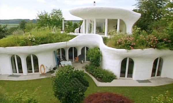 maison bulle naturelle