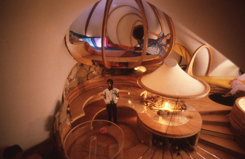 1986 studio pour diplôme d'architecture, Jean-Michel Ducancelle