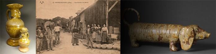 poterie de la borne