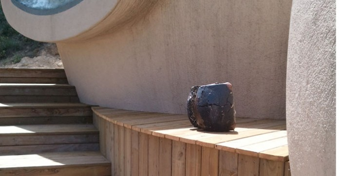 terrasse bois maison bulle vidauban