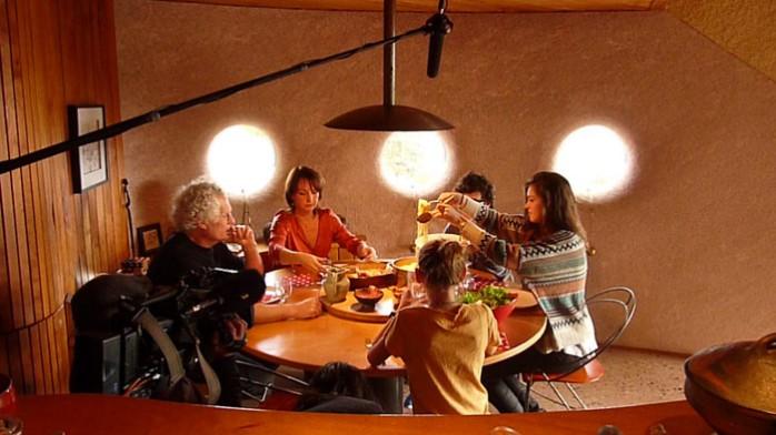 repas en famille chez Marc