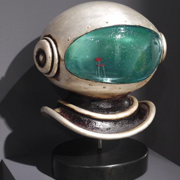 casque astronaute rik allen
