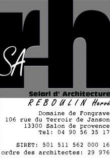 contact architecture Hervé Reboulin