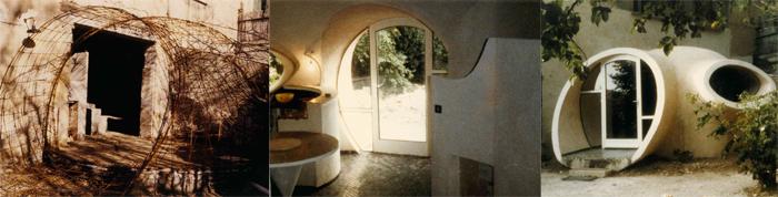 maison bulle salon de provence