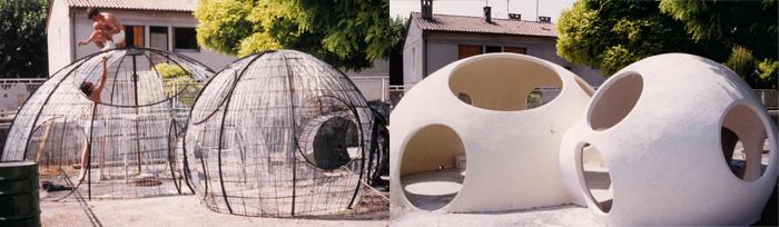 sculpture ludique école maternelle Sainte Tulle