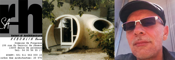 architecte Hervé Reboulin