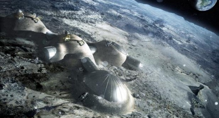 maisons bulles lunaires