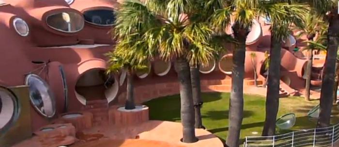 le jardin du palais bulles