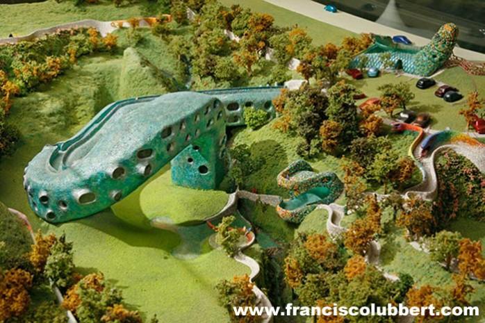 quetzalcoatl-maquette
