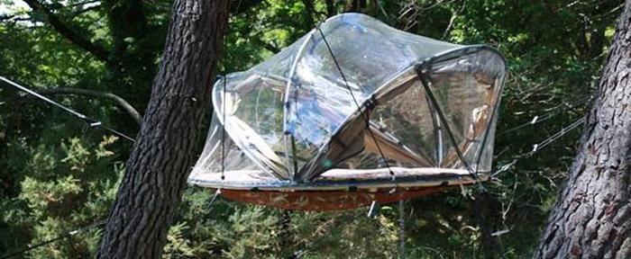 Ce n est pas une tente c est un igloo - Tente bulle transparente achat ...