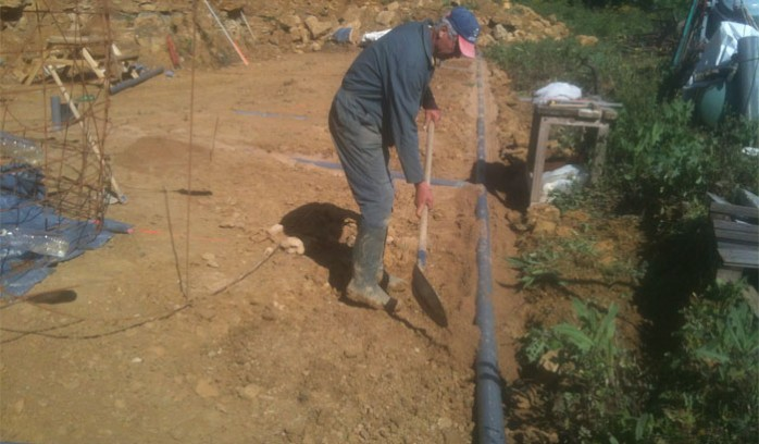 assainissement-eaux-usees-pose-sable
