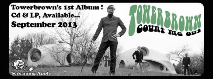 musique-annees-60-towerbrown-couverture-album