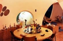modele-de-cuisine-table-ronde