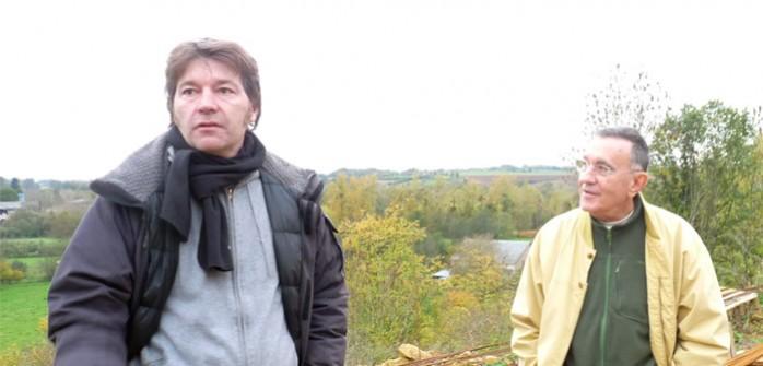 Jérôme et Christian