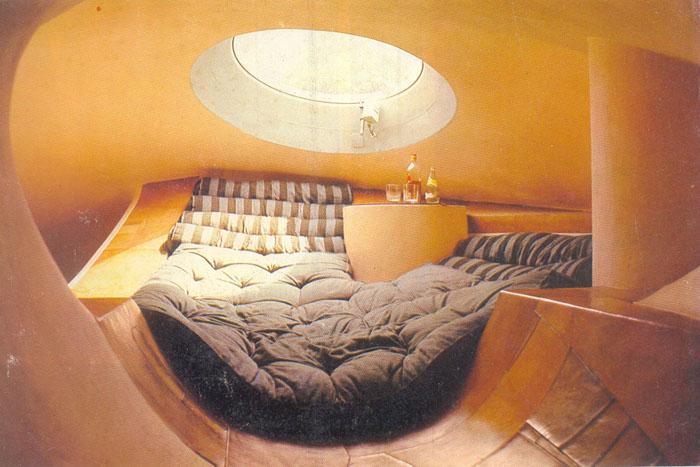 maison contemporaine hamac