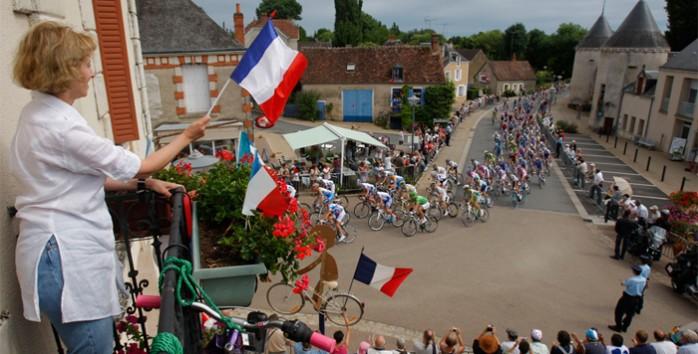 Tour de France à Montgivray