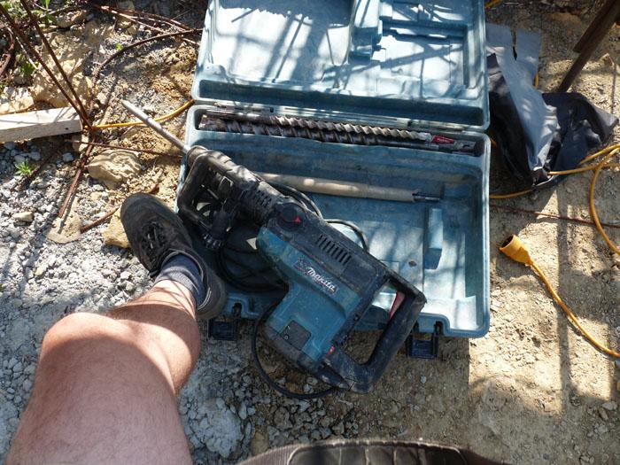 accident de chantier