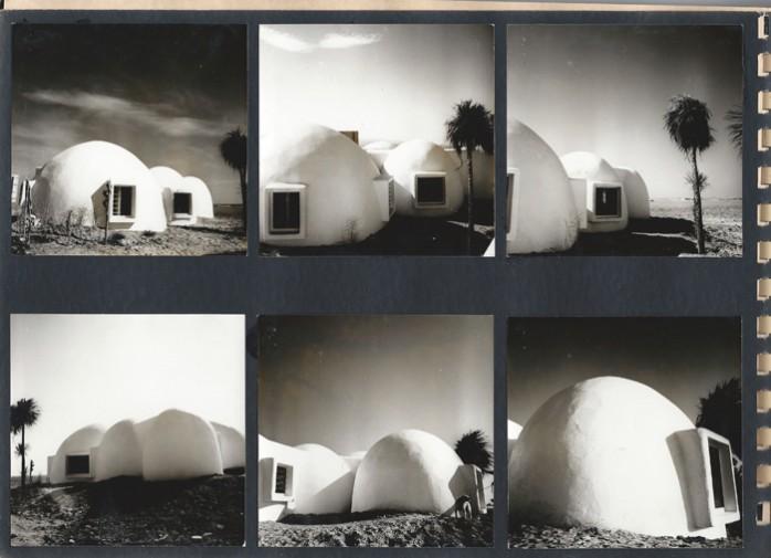 maisons bulles Lacalm