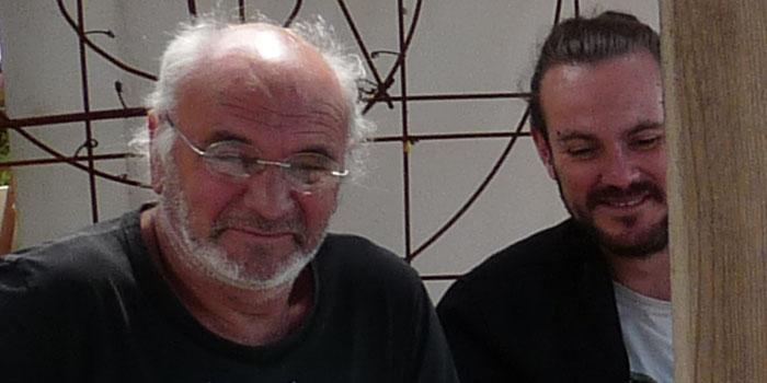 Antonio et Cyril