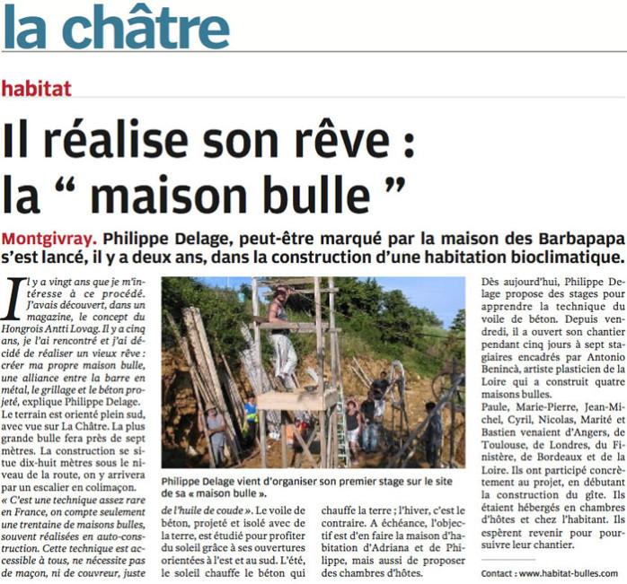 NR 36 article de presse
