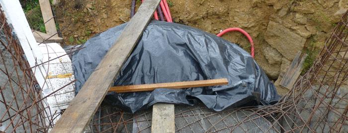 d couvrez combien de sacs de ciment j 39 ai projet sur mon. Black Bedroom Furniture Sets. Home Design Ideas