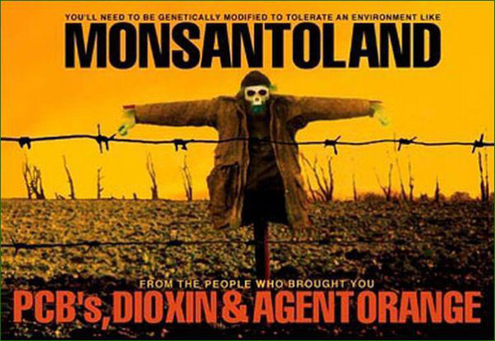 graines, le monde selon Monsanto