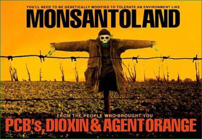 graines, le monde selon Monsanto