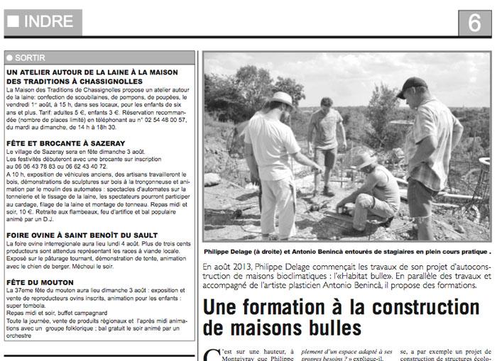 marseillaise article de presse