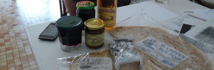 Cyril et ses cadeaux bretons