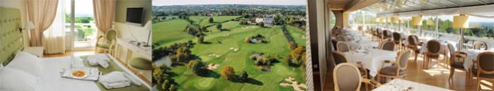 George Sand, hôtel golf spa les Dryades