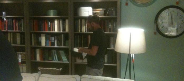ikea tours, livres en suédois