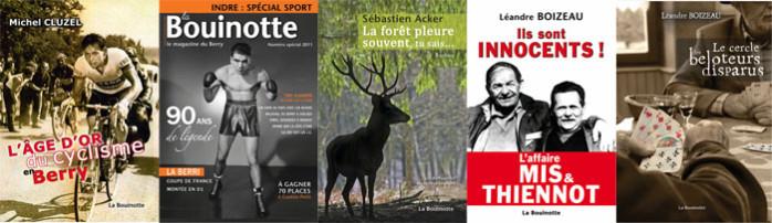 maison d'éditions La Bouinotte