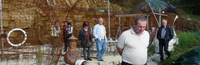 visiteurs eco-construction samedi