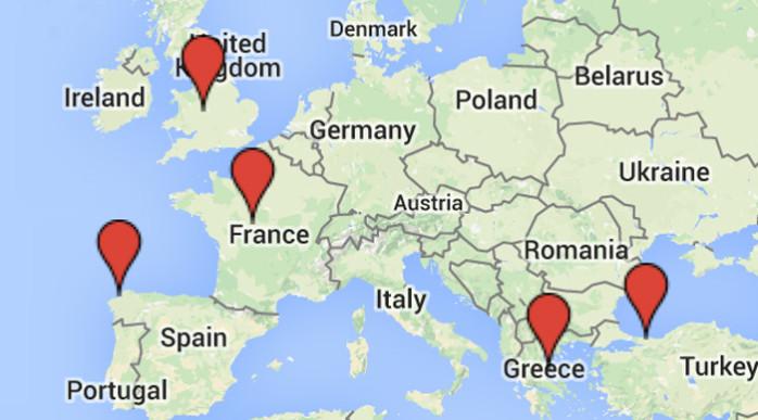 collège programme erasmus europe