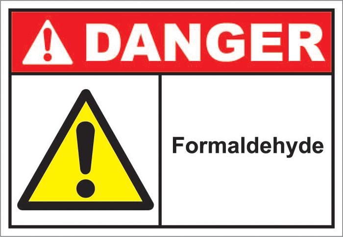 Formaldéhyde Danger