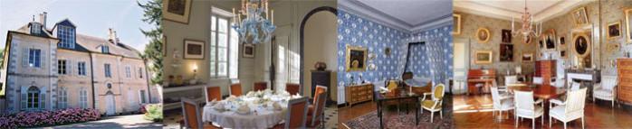 les gites et chambres d'hôtes de Georges Sand