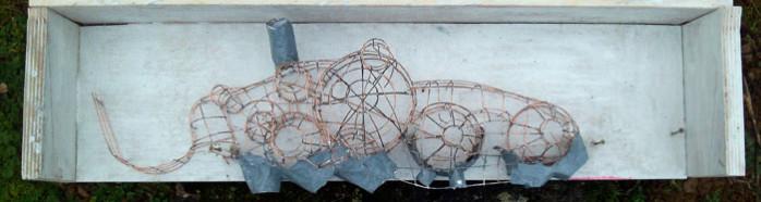 ferraillage maquette
