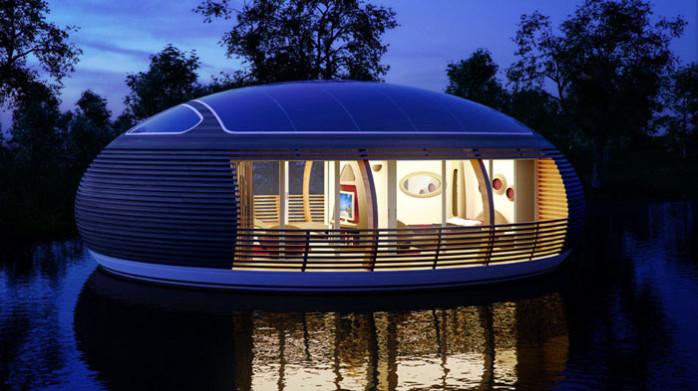 nuit magique au bungalow flottant waternest