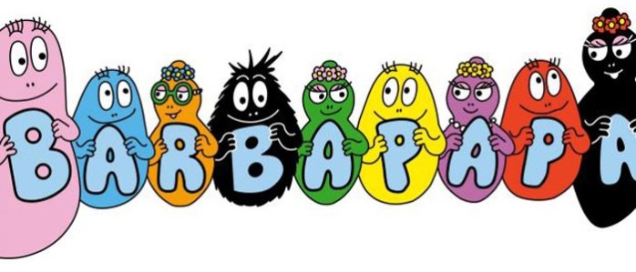les barbapapa