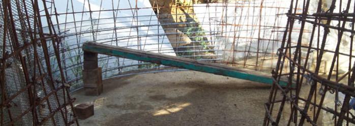 essayez la création d'une rampe