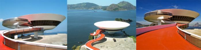 musée nitero d'Oscar Niemeyer