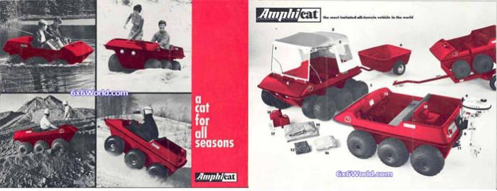 publicité amphicat