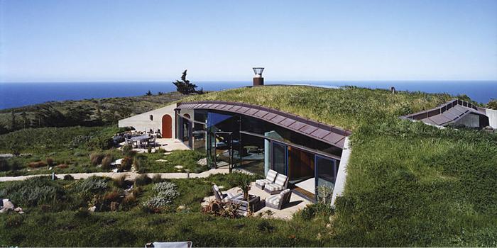 Pourquoi devrions nous vivre sous terre - Construire une maison en terre ...