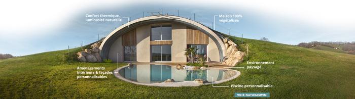 concept natura dome